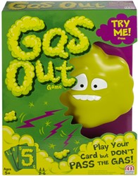Gas Out - Scheten Spel