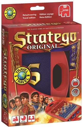 Stratego - Reisspel