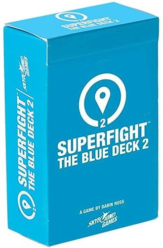Superfight - Blue Locations Deck
