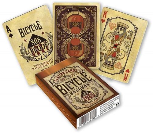 Bicycle Pokerkaarten - Bourbon Deck
