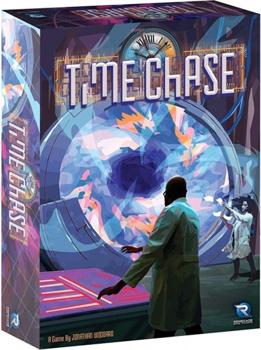 Time Chase - Cardgame