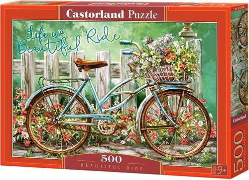 Beautiful Ride Puzzel (500 stukjes)