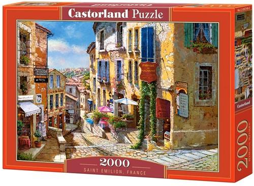 Saint Emilion, France Puzzel (2000 stukjes)
