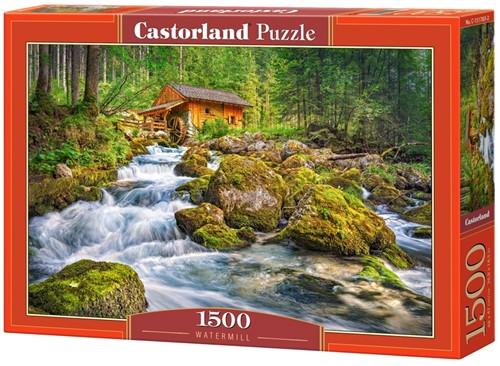 Watermill Puzzel (1500 stukjes)