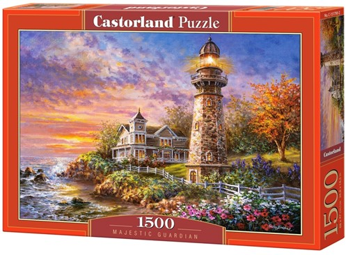 Majestic Guardian Puzzel (1500 stukjes)