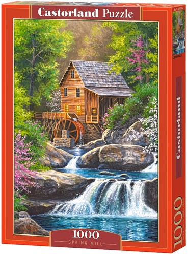 Spring Mill Puzzel (1000 stukjes)