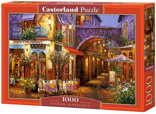 Evening in Provence Puzzel (1000 stukjes)