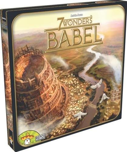 7 Wonders Uitbreiding: Babel