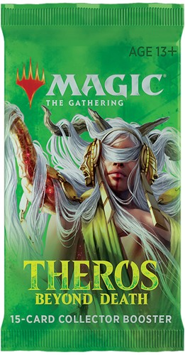 Magic The Gathering - Theros Beyond Death Collector Boosterpack
