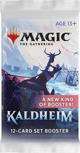 Magic the Gathering - Kaldheim Set Boosterpack