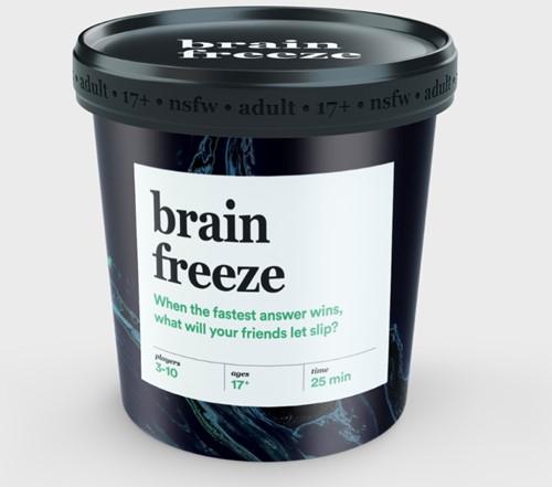 Brain Freeze NSFW