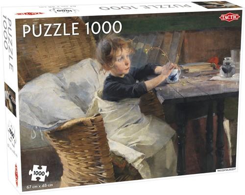 Schjerfbeck Toipilas - The Convalescent Puzzel (1000 stukjes)