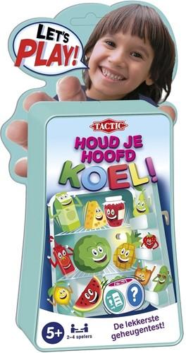 Let's Play - Houd Je Hoofd Koel