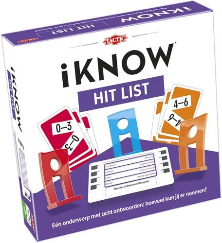 iKNOW Hit List (Doos ingedeukt)