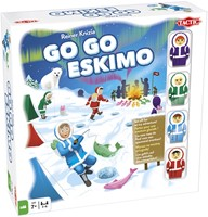 Go Go Eskimo - Bordspel