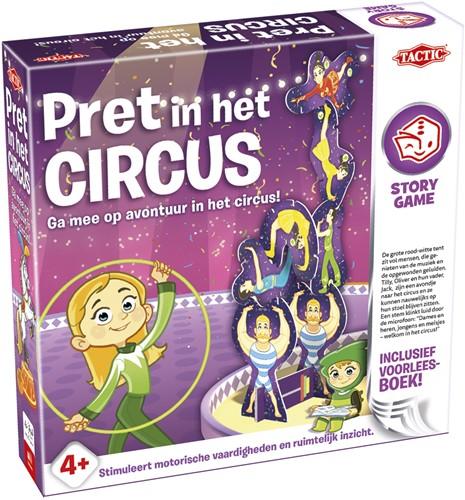 Story Game - Pret in het Circus