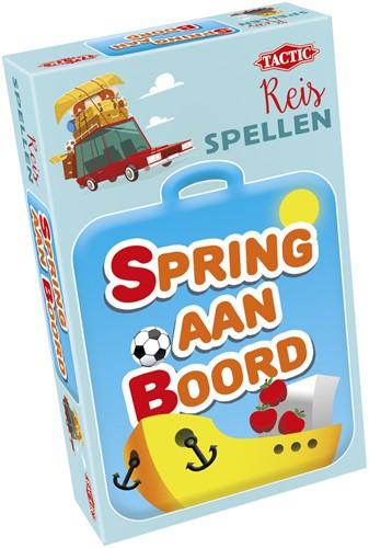 Spring aan Boord - Reisspel