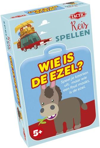 Wie Is De Ezel? - Reisspel