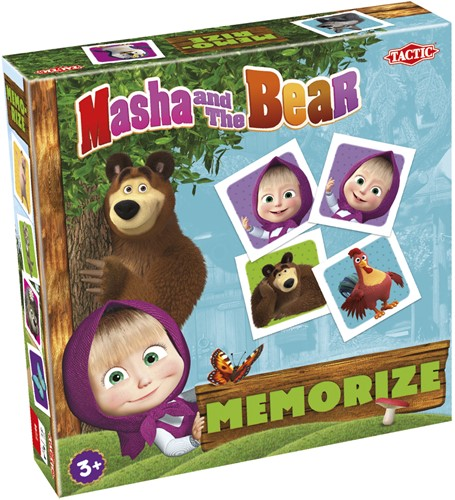 Masha and the Bear - Memorize