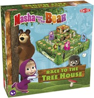 Masha and the Bear - Race to the Treehouse