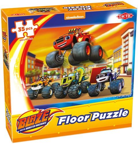 Blaze Puzzel (35 stukjes)
