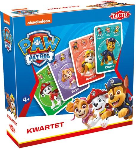 Paw Patrol - Kwartet