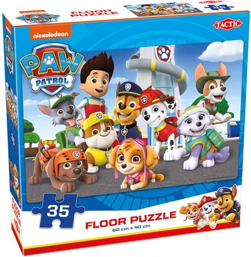 Paw Patrol Puzzel (35 stukjes) (doos beschadigd)