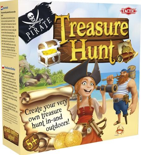 Pirate Speurtocht