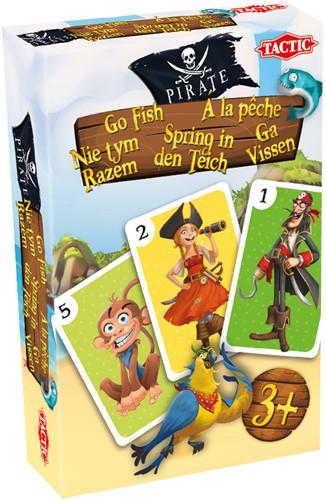 Pirate Ga vissen Kaartspel