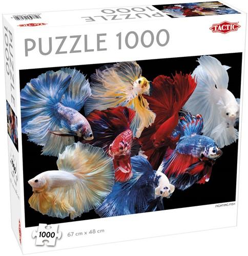 Fighting Fish Puzzel (1000 stukjes)