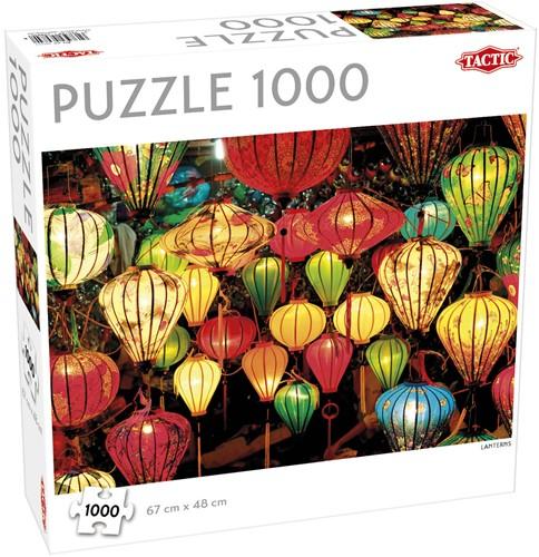 Lanterns Puzzel (1000 stukjes)