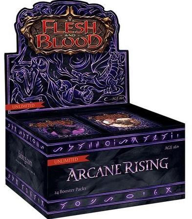 Flesh & Blood TCG - Arcane Rising Unlimited Boosterbox