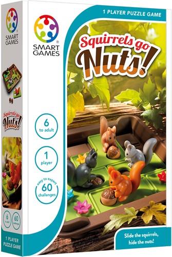 Squirrels Go Nuts