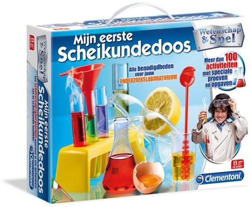 Wetenschapsspel - Mijn Eerste Scheikundedoos -1