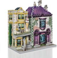 Wrebbit 3D Puzzel - Harry Potter Madam Malkin's & Florean Fortescue's Ice Cream-2