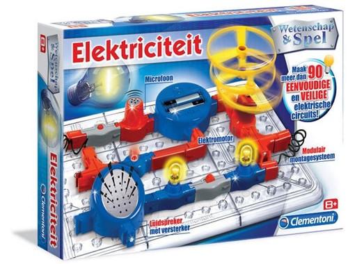 Wetenschap & Spel - Elektriciteit