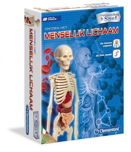 Wetenschap & Spel - Ontdek Het Menselijk lichaam