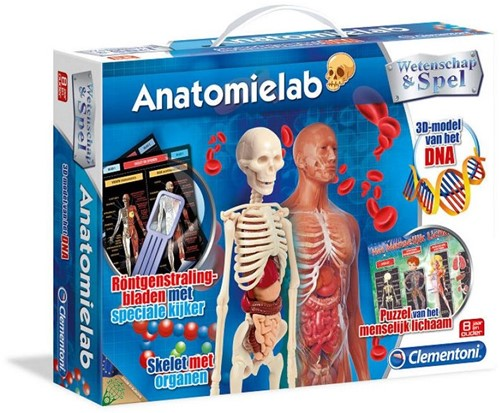 Wetenschap & Spel - Anatomielab-1