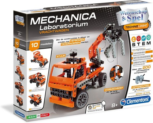 Mechanica Laboratorium - Vrachtwagen