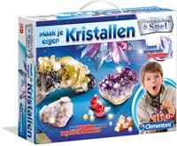 Wetenschap & Spel - Maak Je Eigen Kristallen