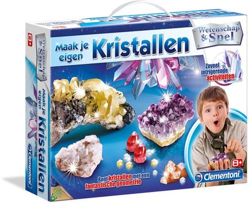 Wetenschap & Spel - Maak Je Eigen Kristallen-1