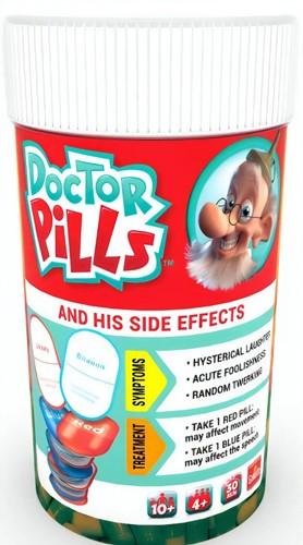 Dr. Crazy Pills - Partyspel