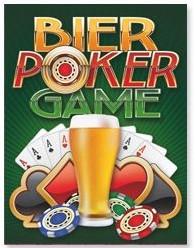 Bier Poker Game