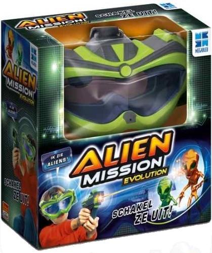 Alien Mission - Evolution
