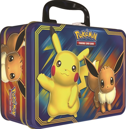 Pokémon Collector Chest Fall 2018