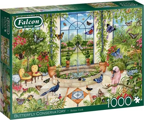 Falcon - Butterfly Conservatory (1000 stukjes)