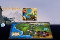 4D Cityscape - The Lord of the Rings Middle Earth 4D Puzzel-2