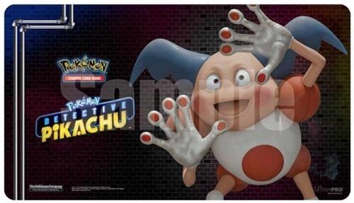 Pokemon Detective Pikachu - Mr Mime Playmat