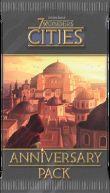 7 Wonders Cities - Anniversary Pack-1