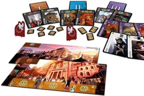 7 Wonders Uitbreiding: Cities-2